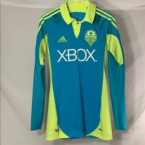 ADIDAS MLS Seattle Sounders long sleeves